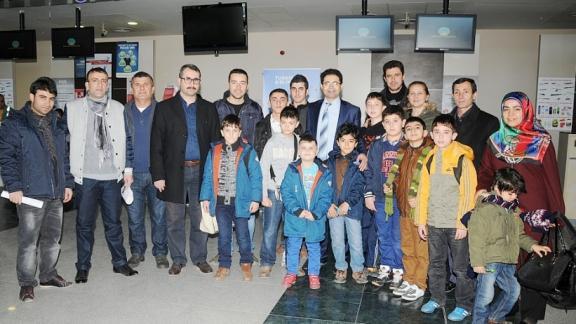 Minik Ustalar Türkiye Küçükler Satranç Şampiyonası'nda